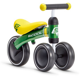 s'cool pedeX first Enfant, green/yellowmatt